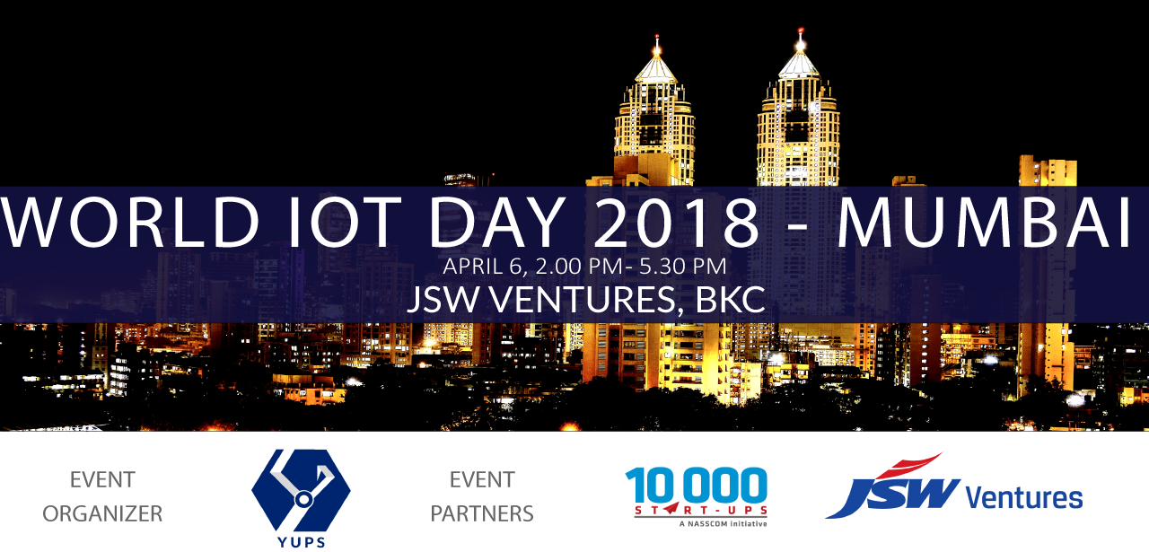 World IoT Day Mumbai